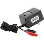 6 or 12 Volt .5 Amp Single Stage Battery Charger