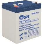 12 Volt - 6 Amp Hour Battery