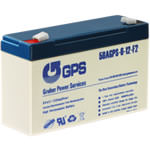 6 Volt - 12 Amp Hour Battery