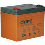 12 Volt - 35 Amp Hour (AH) Elite GPS Battery