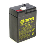 6 Volt - 4 Amp Hour Battery