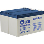APC RBC124 Battery Pack